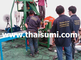 video biomass charcoal machine
