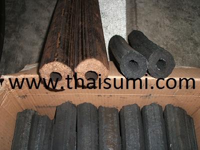 Charcoal Briquette 1