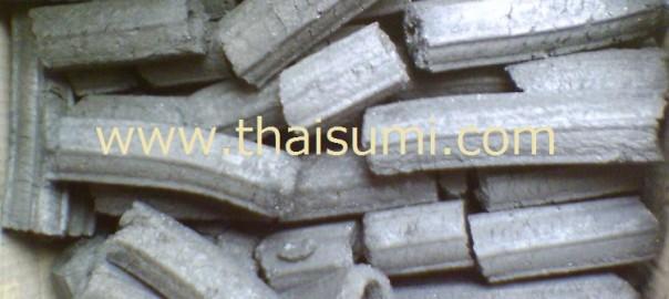 sawdust charcoal briquette thai sumi