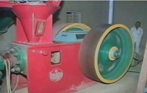 ram type briquette machine 1