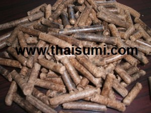 wood pellet thai sumi