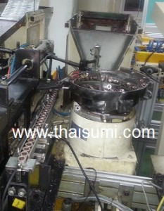 Thai Sumi bowl feeder and part feeder automation