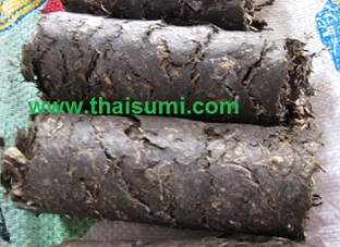Green Biomass Briquette 1